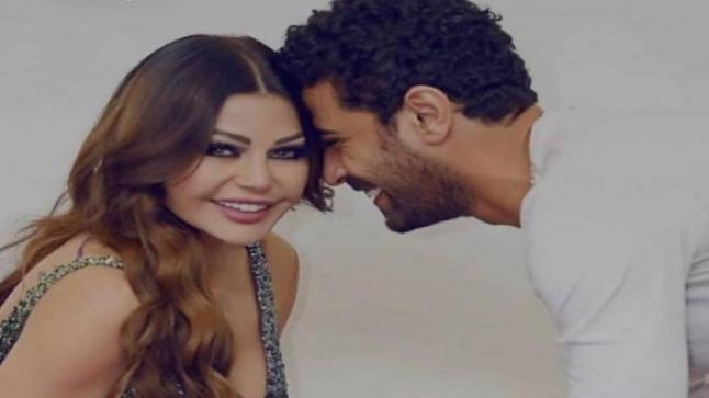 شاهد رسالة محمد وزيري الرومانسية المثيرة للجدل لهيفاء وهبي بمناسبة عيد ميلادها
