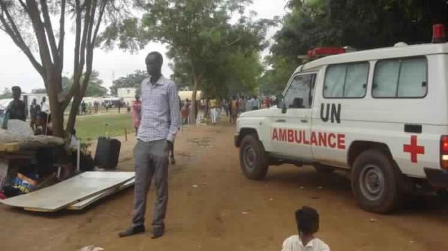 وصول قوات بريطانية ضمن البعثة الأممية إلى جنوب السودان