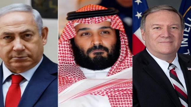 رغم تأكيد مسئول إسرائيلي.. الرياض تنفي زيارة نتنياهو للسعودية
