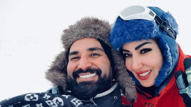 سمية الخشاب تفجر مفاجأة بشأن تصرفات عمرو سعد مع شقيقه ومهاجمتها له