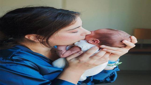 شاهد الصورة الأولى لمولود هازال كايا صورته تخطف القلوب