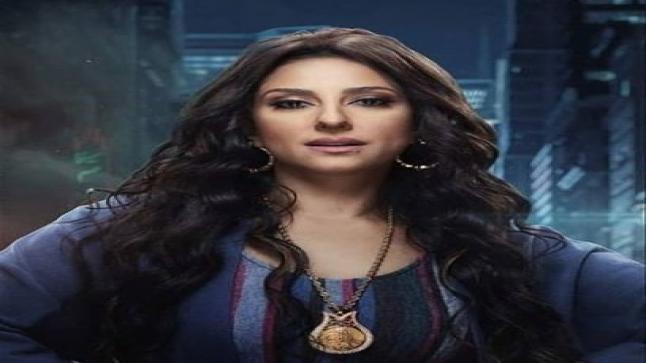 حنان مطاوع بطلة مسلسل القاهرة كابول لرمضان 2020