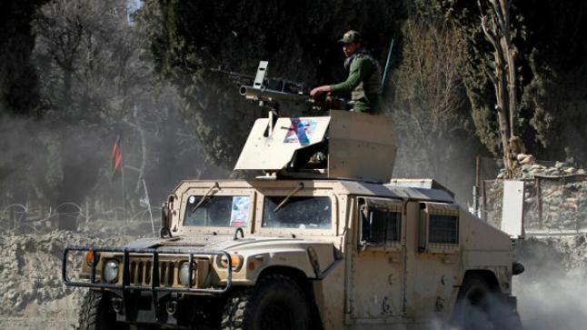 مقتل 44 شخص من عناصر طالبان في عمليات عسكرية للقوات الافغانية