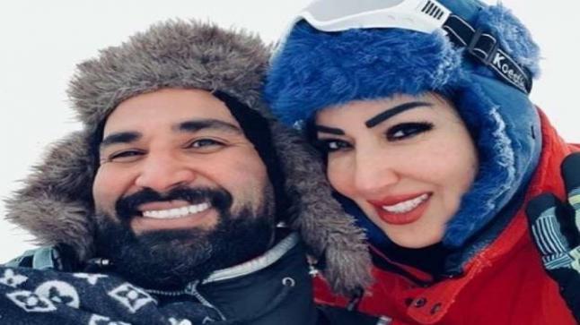 سمية الخشاب تفجر مفاجأة بشأن طلاقها من أحمد سعد