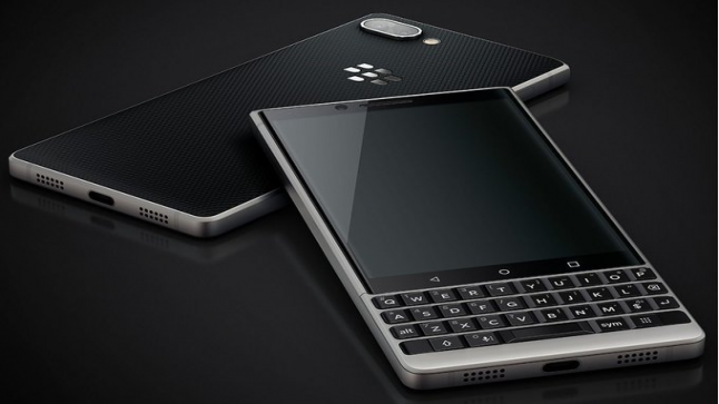 مواصفات هاتف Blackberry key2 والسعر المتوقع