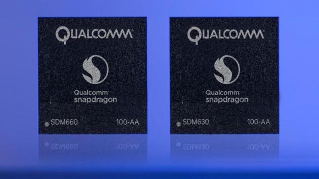 رسميا أطلاق معالجي Snapdragon 630 و Snapdragon 660