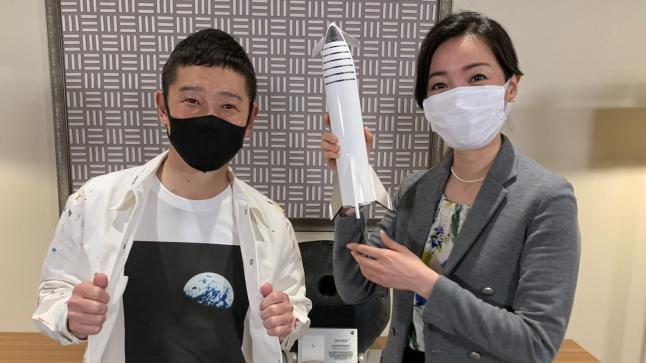 ملياردير ياباني يدعو 8 أشخاص لمرافقته في رحلة بالفضاء