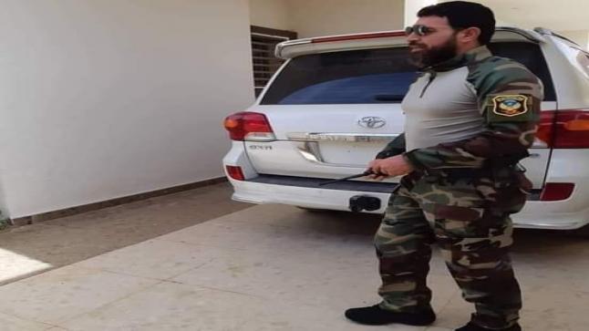 """أحد قادة حفتر ومطلوب دوليًا.. اغتيال الظابط الليبي """"محمود الورفلي"""""""