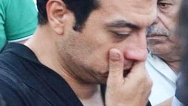 اندلاع حريق هائل في فيلا إيهاب توفيق يسفر عنه وفاة والده مختنقا