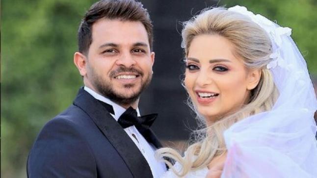 شاهد بالصور رومانسية مي حلمي ومحمد رشاد في شهر العسل
