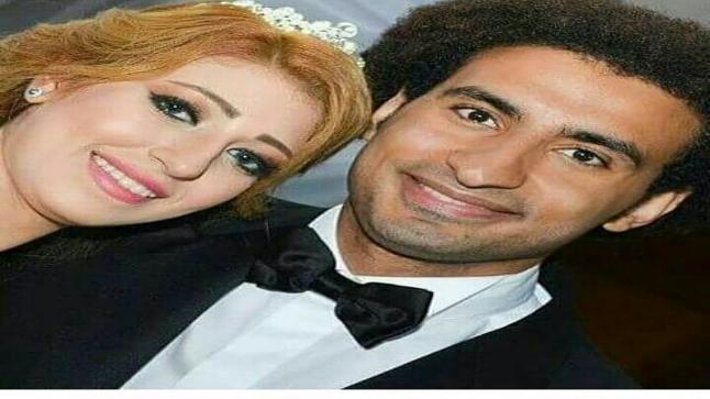 علي ربيع يطرد زوجته وابنته من المنزل والسبب والدته