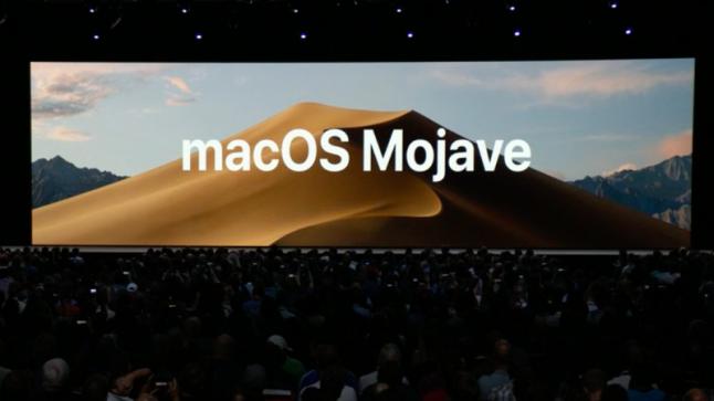 أبل توفر مميزات في نظام التشغيل macOS Mojave الجديد