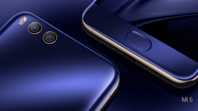أزالت منفذ السماعات من هاتف Xiaomi Mi6 الجديد