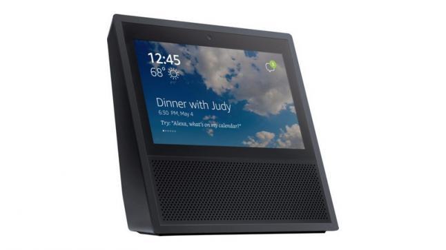 تسريبات جديد لتصميم المكبر الصوتي الذكي Amazon Echo