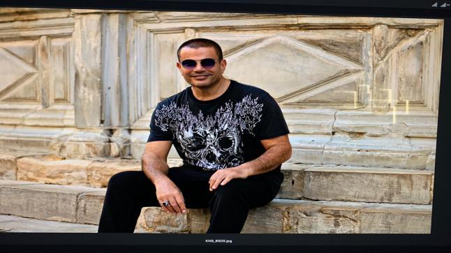 بعد غياب طويل، عمرو دياب يعود إلى الدراما بمسلسل من إنتاج نتفليكس