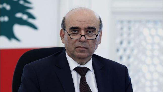 وزير الخارجية اللبنانى ينفي إجلاء مستشارين عسكريين وموظفين من بلاده