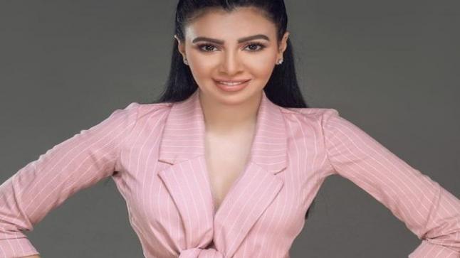شاهد بالصور الظهور الأول لميريهان حسين بعد خروجها من السجن