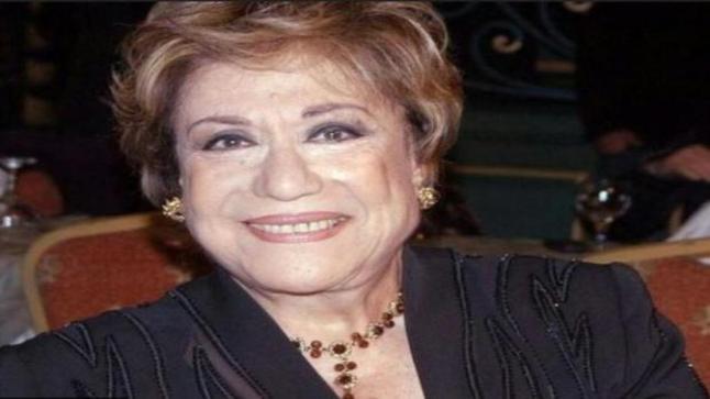 سميحة أيوب ترد لأول مرة بشأن زواجها السري من مدير أعمالها المخرج أحمد النحاس