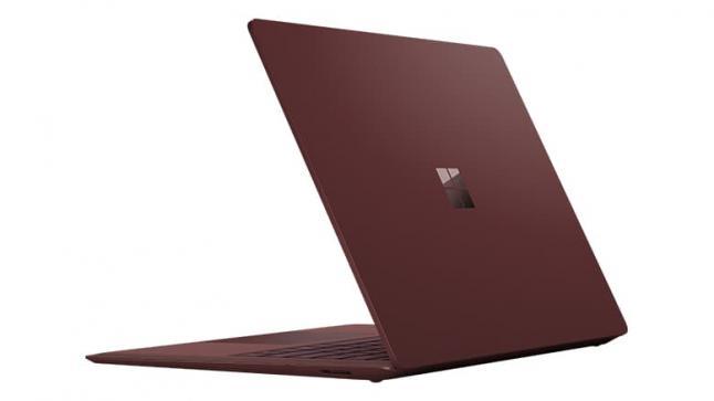 إطلاق حاسب Surface Laptop من قبل مايكروسوفت بمواصفات عالية
