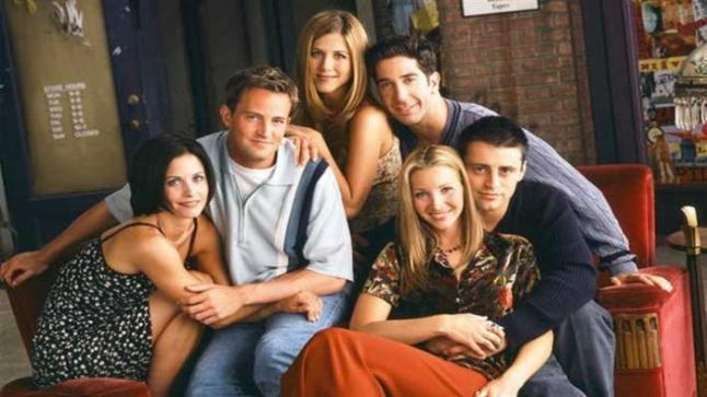 شاهد البوست التشويقي للحلقة الاستثنائية من المسلسل الشهير Friends