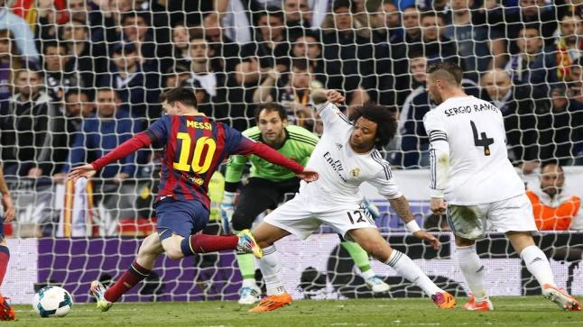 فوز برشلونة خلال الكلاسيكو يبعثر أوراق ريال مدريد