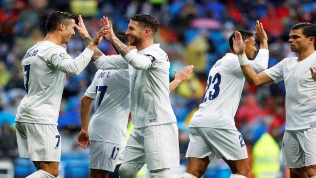 ريال مدريد يصطدم بأتلتيكو مدريد للمرة الثالثة أوروبيا ويخشي من التأر