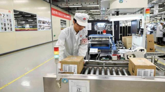92.3% نسبة نمو أرباح الشركات الصناعية الصينية
