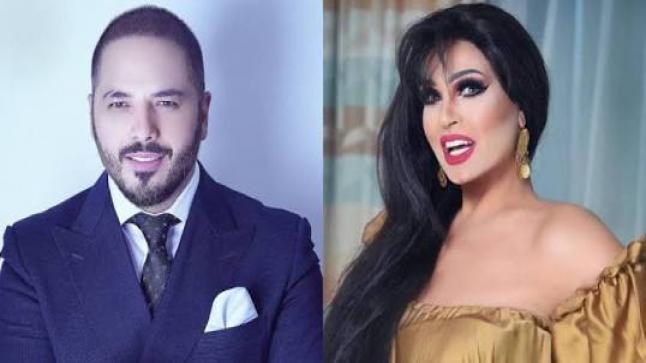 """شاهد كليب رامي عياش""""سكاكر السكر"""" بمشاركة فيفي عبده"""