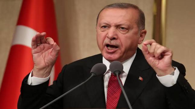 أردوغان: سنكافح حتى تأسيس دولة فلسطينية
