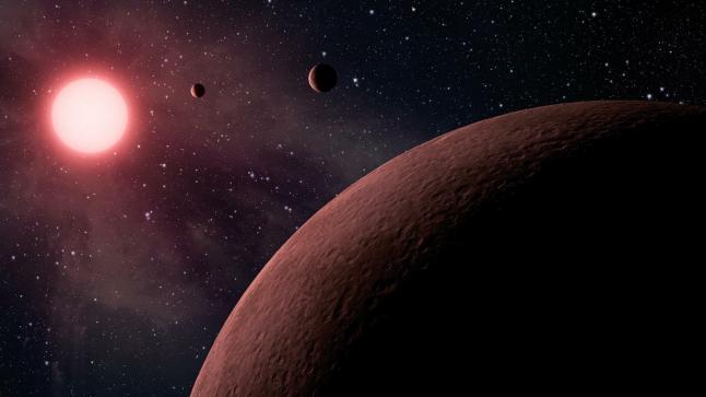 ناسا تنتج تليسكوب جديد يتمكن من استكشاف الحياة على الكواكب