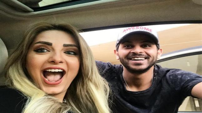 شاهدوا الصور الأولي من حفل زفاف مي حلمي ومحمد رشاد بعد 5 أشهر من إلغاء زفافهما الأول
