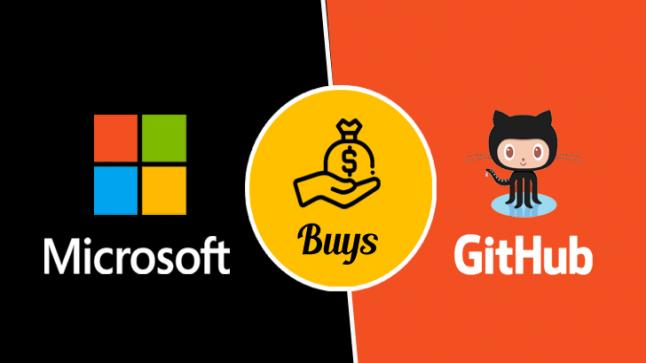 استحواذ شركة مايكروسوفت على منصة GitHub