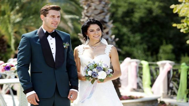 مسلسل الغرفة 309 الحلقة 14 وتحديد مصير ديميت من العرس بحبيبها