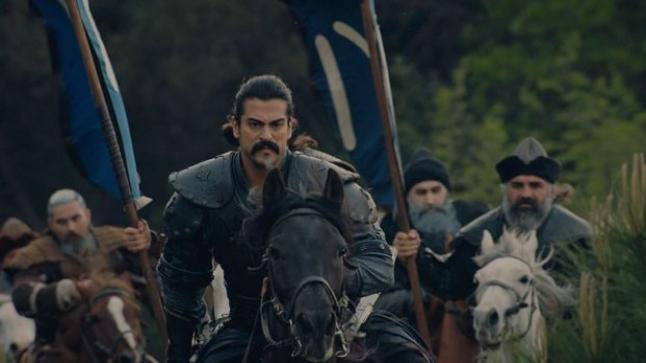 نهاية بالا خاتون على يد أيغول بسبب الغيرة وأكتشاف مخطط عثمان من قبل أخيها بهادير