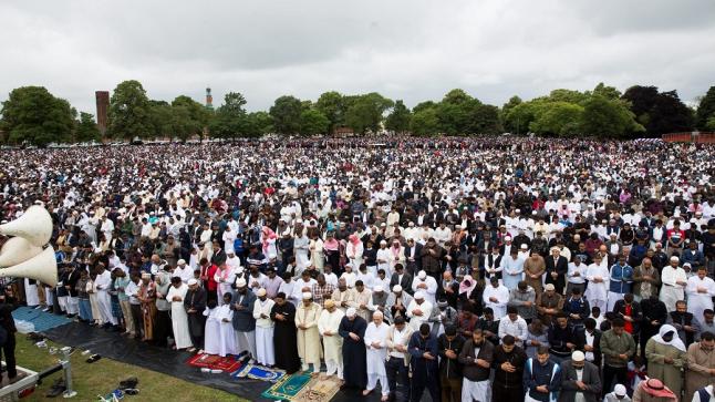 رسميا موعد صلاة العيد 1439 في السعودية