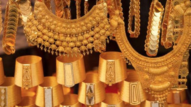 أسعار الذهب في مصر والسعودية الخميس 14/6/2018 والمعدن يتراجع
