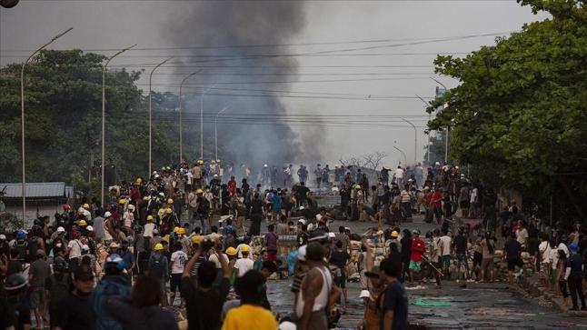 الأمم المتحدة تحذر من ارتفاع ضحايا العنف فى ميانمار