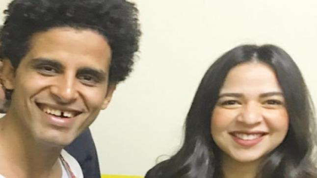 """إيمي سمير غانم وحمدي الميرغني ثنائي كوميديا رمضان في """"كابتن ميزو"""""""