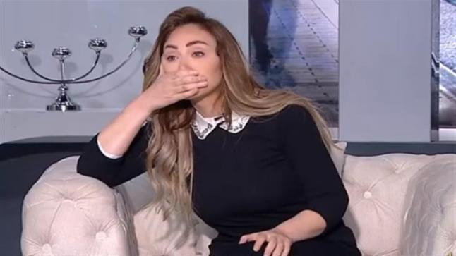 ريهام سعيد تتوقف عن العمل بعد اهانتها لمصابي السمينة